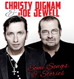 Christy Dignam & Joe Jewell: Some Songs and Stories @ The Whale Theatre