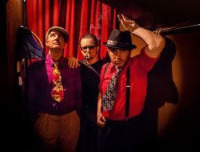 Mr Shingles - Blues Band @ Hot Spot Music Club