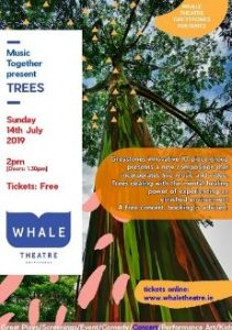 Music Together Free Concert @ Whale Theatre