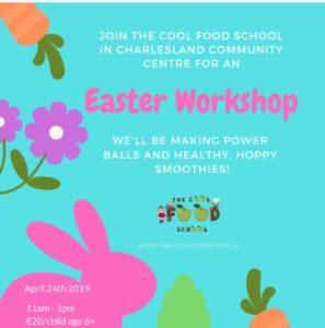 Cool Food School - Easter Workshop for Kids @ Charlesland Community Centre