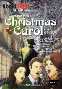 Orson Welles' Christmas Carol @ Whale Theatre