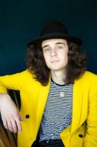 One hour song party with DYLAN E. CRAMPTON @ Whale Theatre
