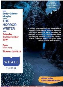 The Horror Writer @ Whale Theatre