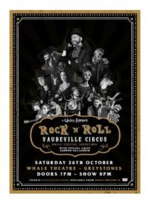 The Water Gypsies Rock 'n' Roll Vaudeville Circus