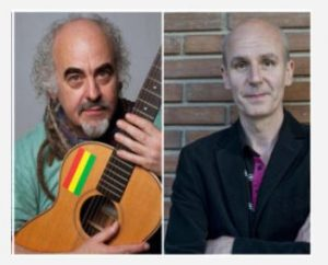 Steve Cooney & Cormac Breatnach. Support: Martin Dunlea @ The Hot Spot
