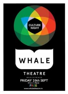 Culture Night 2019 - Wicklow Voices @ Whale Theatre