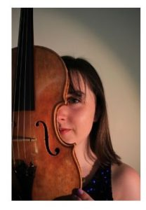 The Beauty of the Violin: Emma Byrne @ Whale Theatre