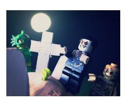 Brick Flicks (Lego Stop Motion) Workshop @ Greystones Studios @ Whale Theatre