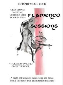 Flamenco Sessions @ The Hot Spot
