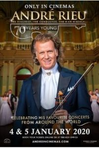 ANDRE RIEU – 70 YEARS YOUNG @ Whale Theatre