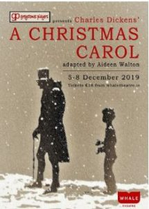 Charles Dickens' A CHRISTMAS CAROL @ Whale Theatre