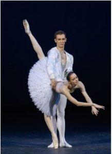 Bolshoi Ballet: Jewels @ Whale Theatre