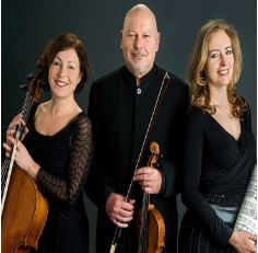 Beethoven: Words and Music with Degani Piano Trio - Part 2 @ Whale Theatre
