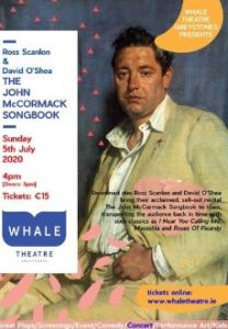 The John McCormack Songbook @ Whale Theatre