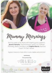 Lou and Belle presents Mummy Mornings @ Whale Theatre