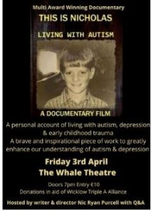 This is Nicolas – Film Screening with Wicklow Triple A Alliance @ Whale Theatre