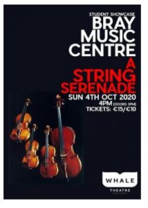 String Serenade - a celebration of local talent @ Whale Theatre