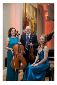 An evening with the Degani Piano Trio @ Whale Theatre