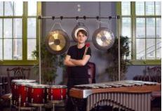 Alex Petcu - Solo Percussion - Culture Night 2020 @ Whale Theatre