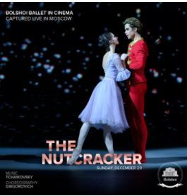 Bolshoi Ballet - The Nutcracker @ Whale Theatre